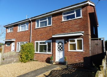 Thumbnail 3 bed semi-detached house for sale in Brooks Close, Ringwood