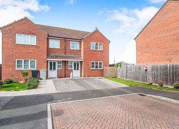 Thumbnail 2 bed semi-detached house for sale in Ripon Close, Skegness