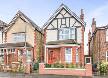 Thumbnail 4 bed detached house for sale in Lynwood Road, Redhill, Surrey