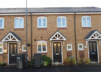 Thumbnail 2 bed terraced house for sale in Feather Lane, Penns Croft, Nuneaton
