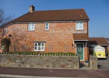 Thumbnail 3 bed semi-detached house to rent in Cedern Avenue, Weston-Super-Mare