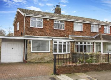 3 bed semi-detached house for sale in Tillmouth Avenue, Holywell, Whitley Bay NE25