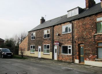 Thumbnail 3 bed terraced house to rent in Tutty Row, Howden Dyke