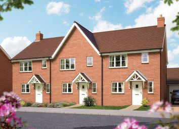 "Thumbnail 3 bed terraced house for sale in ""The Southwold"" at Archer's Way, Amesbury, Salisbury"