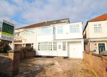 Thumbnail 5 bedroom semi-detached house for sale in Campbell Drive, Knotty Ash, Liverpool