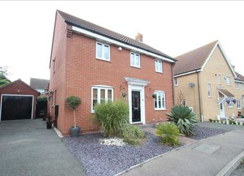Thumbnail 4 bed detached house for sale in Hampstead Avenue, Clacton-On-Sea