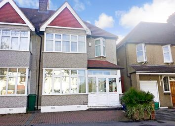 Thumbnail 3 bed semi-detached house for sale in Ashurst Drive, Barkingside, Ilford