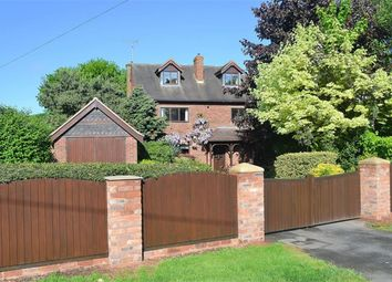 Thumbnail 5 bed detached house for sale in Fortescue Lane, Rugeley