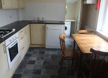 Thumbnail 3 bed terraced house to rent in Stacey Road, Roath, Cardiff