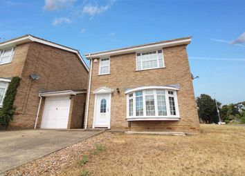 Thumbnail 4 bed detached house for sale in Gorsehayes, Ipswich