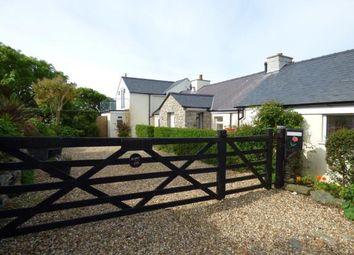 Thumbnail 3 bed detached house for sale in Llanfaethlu, Holyhead, Sir Ynys Mon