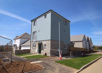 Thumbnail 4 bed detached house to rent in Hyns Treworles, Park An Darras, Helston
