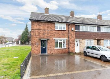 Thumbnail 2 bed end terrace house for sale in Kilsha Road, Walton-On-Thames
