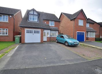 Thumbnail 4 bed detached house for sale in Epsom Road, Moreton, Wirral