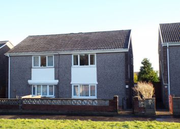 Thumbnail 2 bed semi-detached house for sale in Chestnut Avenue, West Cross, Swansea