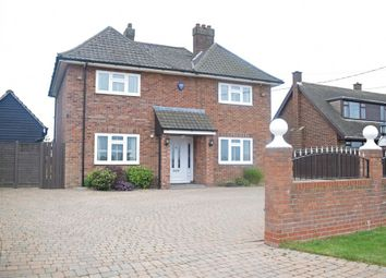 Thumbnail 4 bedroom detached house for sale in Falkenham, Falkenham, Ipswich, Suffolk