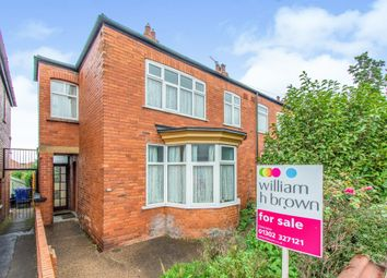 Thumbnail 3 bed semi-detached house for sale in Woodhouse Road, Wheatley, Doncaster