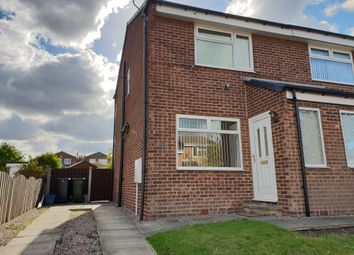 Thumbnail 2 bed semi-detached house to rent in 5 Forrester Close, Flanderwell, Rotherham.