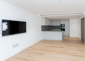 Thumbnail 2 bed flat to rent in Vaughan Way, London Dock
