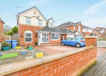 Thumbnail 4 bed detached house for sale in Newmoore Lane, Sandymoor, Runcorn, Cheshire