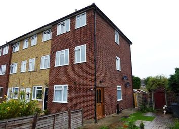 Thumbnail 2 bedroom maisonette for sale in May Close, Chessington