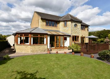 Thumbnail 5 bedroom detached house for sale in Woodend Cottages, Woodend Road, Mirfield