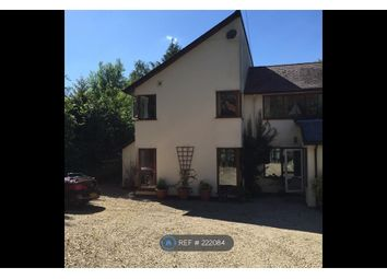 Thumbnail 4 bed detached house to rent in Glasbury On Wye, Hereford