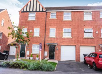 4 bed town house for sale in Bradstone Drive, Nottingham NG3