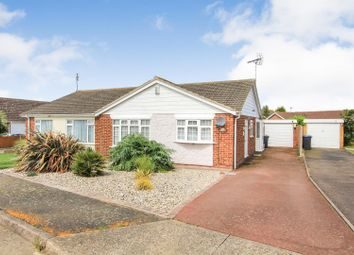 Thumbnail 2 bed semi-detached bungalow for sale in Milner Road, Seasalter, Whitstable