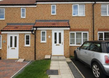 Thumbnail 3 bedroom terraced house to rent in Wooler Drive, The Middles, Stanley