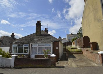 Thumbnail 1 bed bungalow for sale in Hamilton Road, Gillingham