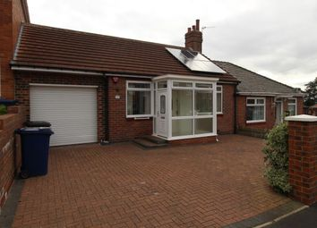 Thumbnail 2 bedroom bungalow for sale in Denhill Park, Newcastle Upon Tyne