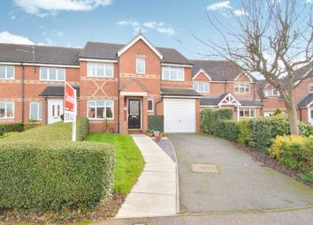 Thumbnail Semi-detached house for sale in Woodbreach Drive, Market Harborough