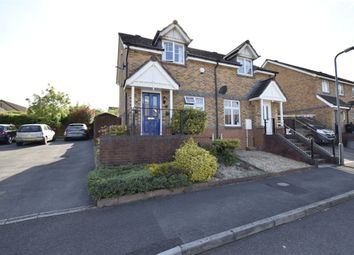Thumbnail Semi-detached house for sale in Westbury View, Peasedown St. John, Bath, Somerset