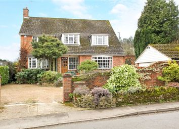 Thumbnail 4 bed detached house for sale in Ockley Road, Ewhurst, Cranleigh, Surrey