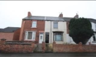 Thumbnail 2 bed terraced house for sale in Mainsforth Front Row, Ferryhill