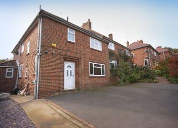Thumbnail 4 bedroom semi-detached house for sale in Church Street, Fritchley, Belper
