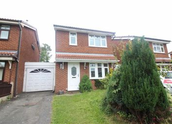 Thumbnail 3 bed link-detached house for sale in Wrington Close, Leigh, Wigan