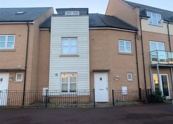 Thumbnail 3 bed town house for sale in Chieftain Way, Cambridge
