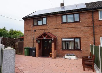 Thumbnail 2 bed semi-detached house for sale in Highfields, Market Drayton