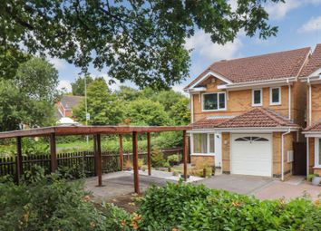 Thumbnail 3 bed detached house for sale in Martley Gardens, Hedge End, Southampton