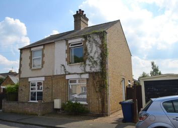 Thumbnail 3 bed semi-detached house for sale in Hereward Street, March