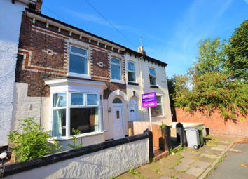 Thumbnail 3 bed terraced house for sale in Fountain Street, Birkenhead