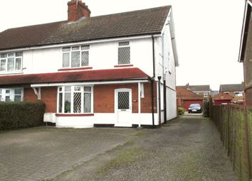 Thumbnail 3 bedroom semi-detached house for sale in Burringham Road, Scunthorpe