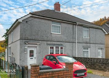 Thumbnail 3 bed semi-detached house for sale in Pentre Street, Glynneath, Neath, West Glamorgan