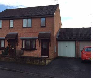 Thumbnail 2 bed semi-detached house to rent in Ashmead, Yeovil, Somerset