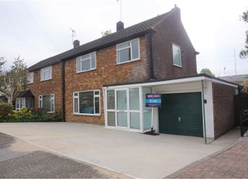 Thumbnail 3 bed semi-detached house to rent in Hunter Avenue, Brentwood
