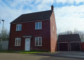 Thumbnail 3 bed detached house for sale in Cresswell Drive, Hilperton, Trowbridge, Wiltshire