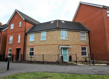 Thumbnail 4 bedroom terraced house for sale in Eastbury Way, Swindon