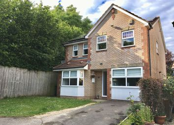 Thumbnail 5 bed detached house for sale in Clos Nant Glaswg, Pontprennau, Cardiff